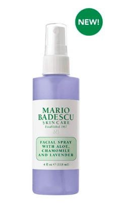 Mario Badescu- Facial Spray with Aloe,Chamomile and Lavander