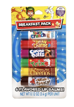 Taste Beauty Breakfast Pack Flavored Lip Balms