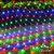 Red de Luces Led Multicolor 1,50 x 1,50mts