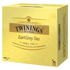 Té Earl Grey X 50 Saquitos Twinings