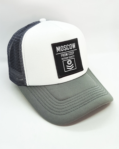 Gorra INSIGNIA Grey White