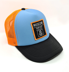 Gorra INSIGNIA Light Blue Orange