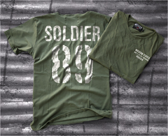 Soldier 89 Tanque