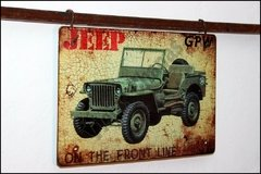AR-050 Jeep On The Front Line - comprar online