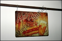 CR-057 HOT DOGS & BEER - comprar online
