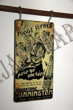 GA-037 cunnigton indian tonic - comprar online