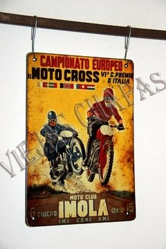 MR-100 campionato europeo di moto  cross - comprar online