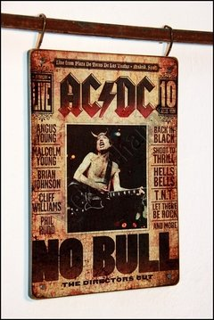 RR-050 ACDC No Bull
