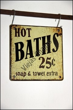 ZC-019 hot bath 25 cent - comprar online
