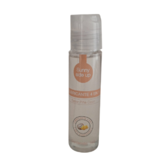 Lubricante 4 en 1 de Piña-Coco  30 ml - Sunny side up base agua Piña-Coco