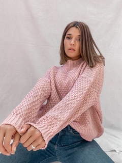 Sweater Melody Rosa - comprar online