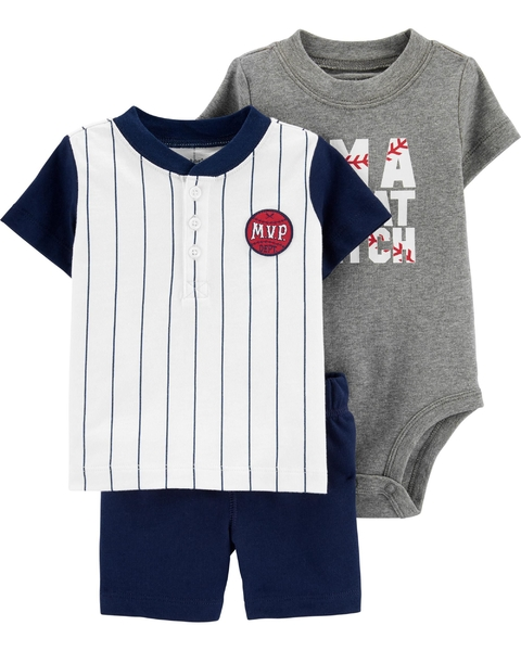 conjunto verao carters sports 1H763710