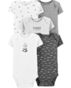 kit body carters manga curta unissex