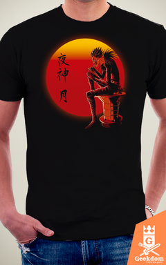 Camiseta Death Note - Ryuk e o Pôr do Sol - by Ddjvigo na internet