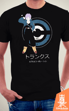 Camiseta Dragon Ball - Saiyajin do Futuro - by Ddjvigo - loja online