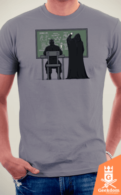 Camiseta Star Wars - Aluno Maul - by Pigboom | www.geekdomstore.com