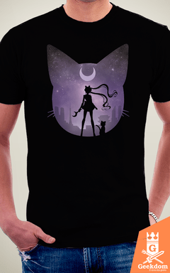 Camiseta Sailor Moon - Bela Guardiã - by Ddjvigo | Geekdom Store | www.geekdomstore.com