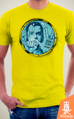 Camiseta The Big Bang Theory - Sheldon Perdido - by RicoMambo na internet
