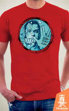 Camiseta The Big Bang Theory - Sheldon Perdido - by RicoMambo - loja online