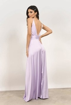 Vestido lilac  - wonder.outfitters