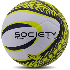 Bola de Futebol Digital Duotec Society Penalty