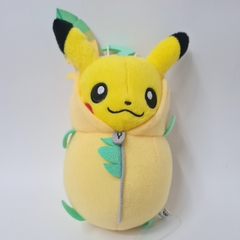 Peluche Pokemon Pikachu 17cm Nebukuro Collection Leafeon Banpresto 2016