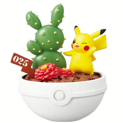 Figura Pokemon Pocket Botanical Re-Ment - comprar online