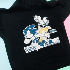 Buzo para Chicos Sonic & Tails Oficial - comprar online