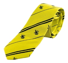 Corbata Harry Potter Hufflepuff