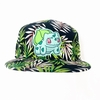 Gorra Snapback Floreada Pokemon Bulbasaur