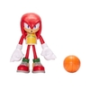 Figura Sonic The Hedgehog Flexible Modern Knuckles + Basketball Jakks
