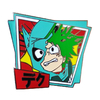 Pin My Hero Academia Deku