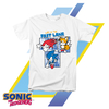 Remera Unisex Sonic The Hedgehog Life In The Fast Lane Oficial