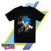 Remera para Chicos Sonic The Hedgehog MisAling Oficial