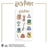 Stickers Vinílicos Harry Potter Casas Oficial