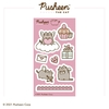 Stickers Vinílicos Pusheen The Cat San Valentin Oficial