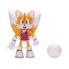 Figura Sonic The Hedgehog Flexible Modern Tails + Volleyball Jakks