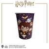 Vasos Polipapel Harry Potter Magical Chibis Oficial x10