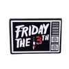Pin Friday the 13th