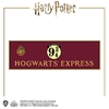 Vinilo decorativo Harry Potter cartel Hogwarts Express Oficial