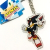 Llavero Acrílico Sonic The Hedgehog Oficial Shadow