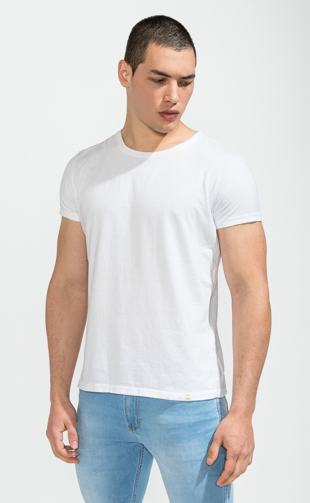Regular Tshirt - White ( Harvey & Willys) - buy online
