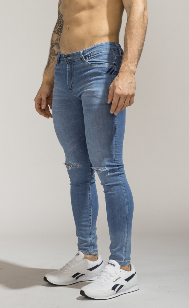 Skinny Jeans - Blue Vondel - Harvey & Willys - Mohammed
