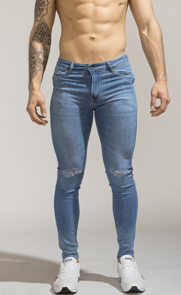 Skinny Jeans - Blue Vondel - Harvey & Willys - online store
