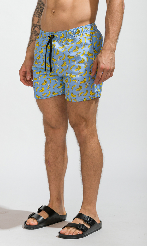 Short corte regular  - Bananas (PREVENTA - 15%OFF - DISPONIBLE SEMANA 12-18 DIC.) (copia)