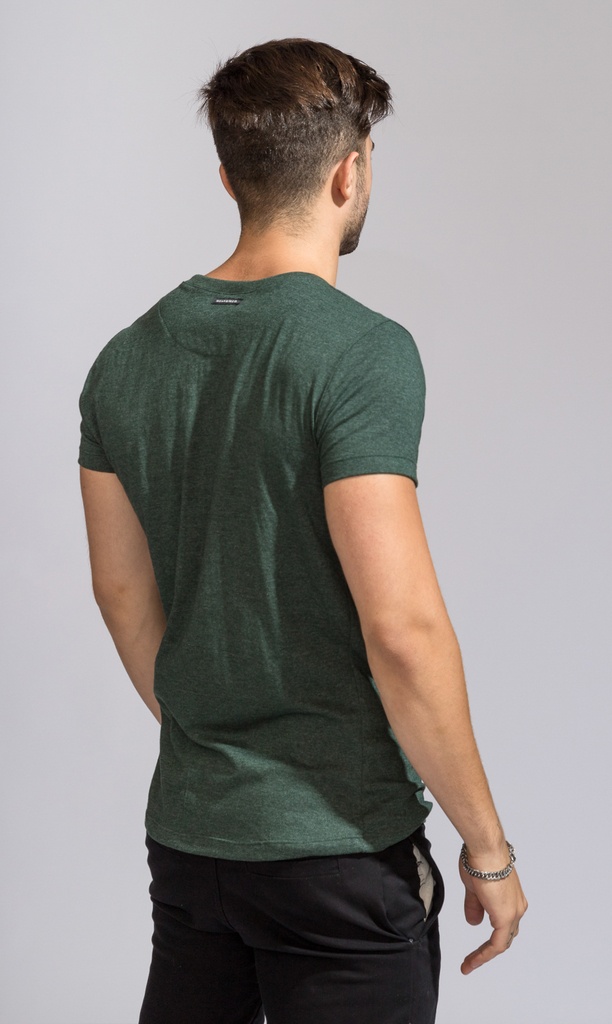 Brooklyn tshirt - Emerald green - comprar online