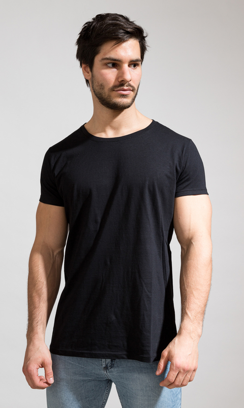 Brooklyn tshirt - Black on internet