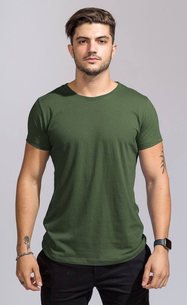 Brooklyn tshirt - Army