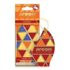 Areon Aromatizante Mosaic Sweet Gold - comprar online