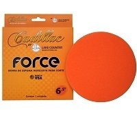 "Cadillac Boina de Espuma Force - Corte Laranja 6,5"" (Lake Country)"